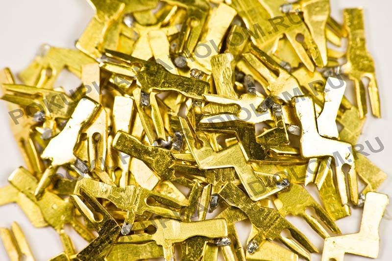В чем есть драгоценные металлы