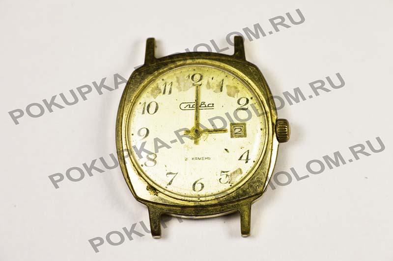 Золотые слава продать часы калининград часы сдам на
